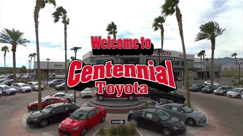 Centennial Toyota Las Vegas by Centennial Toyota Las Vegas Dealership Tour