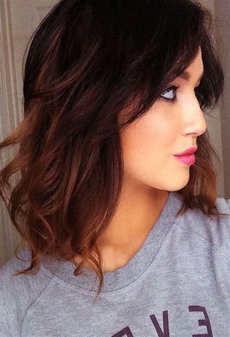 trendy caramel hair color   hair fashion