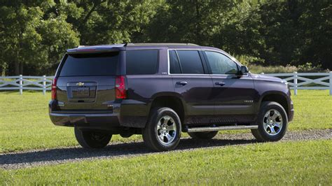 Towing Capacity Of A 2015 Tahoe