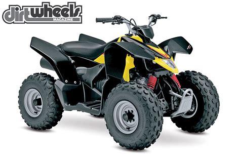 dirt wheels magazine    suzukis