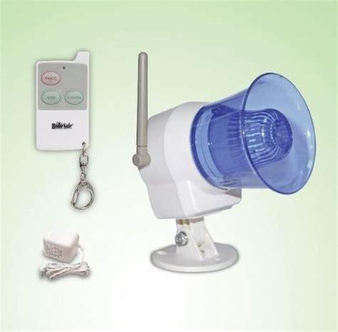 cheap gsi quality wireless waterproof outdoor siren