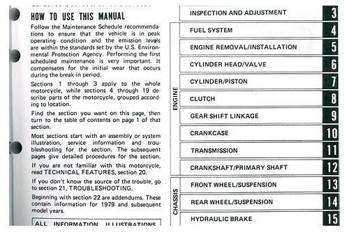 1979 manual de baixar cb750 owner's