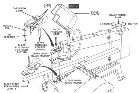 dremel jig saw parts diagram downloaddescargar