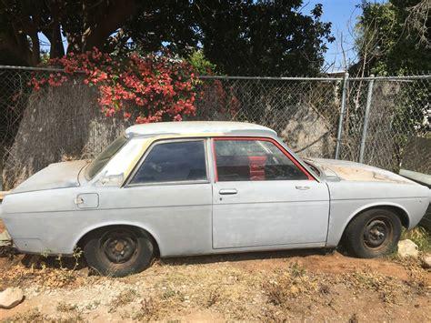 1969 Datsun 510 Project (sr20det Setup) For Sale In San