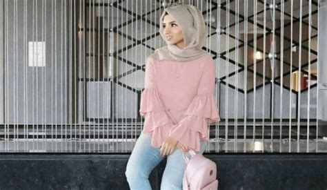tips fashion hijab   gemuk tokopedia blog