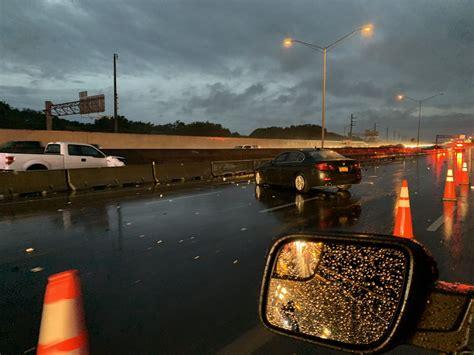 Crash blocks several southbound lanes on I-95 in Delray ...