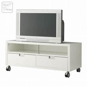 Meuble Tv Roulettes Ikea : meuble tv bas a roulette ikea ~ Melissatoandfro.com Idées de Décoration