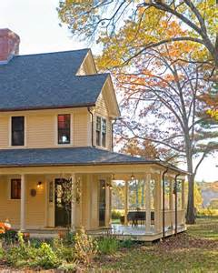 farmhouse plans with porches brick farmhouse plans with wrap around porch galleryhip com the hippest galleries