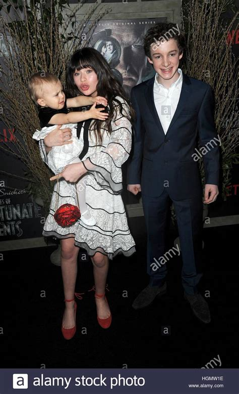 how old is presley smith series of unfortunate events new york usa 11th jan 2017 presley smith malina