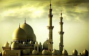 ISLAMIC ARCHITECTURE HD MOSQUE WALLPAPERS For Windows 7 ...