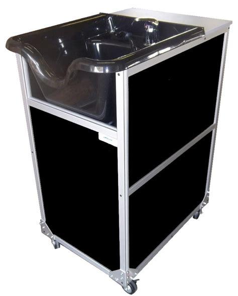 portable shoo bowl for kitchen sink portable salon chair and sink professional salon fiber