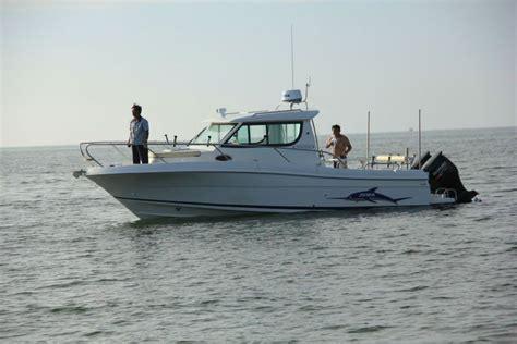 Fishing Boat Cabin by 30wa Sport Fishing Boat Buy Fiberglass Fishing Boat New
