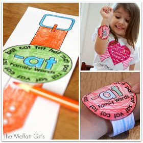 cvc word family watches  images cvc word families