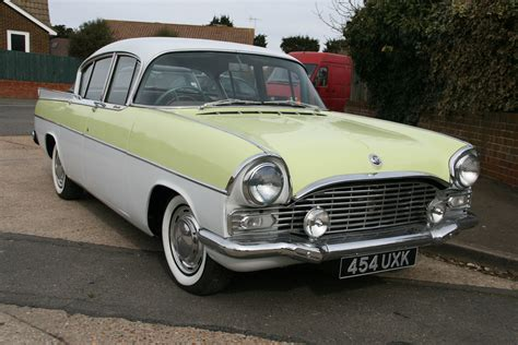 vauxhall cresta 1958 vauxhall cresta hagerty classic car price guide