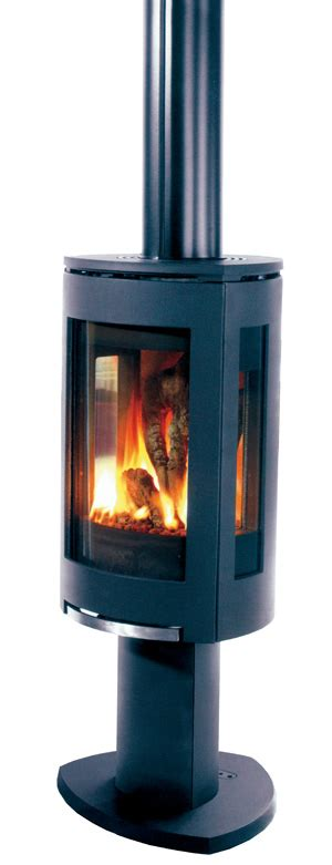 free standing gas fireplaces jotul convex triangle freestanding gas stove