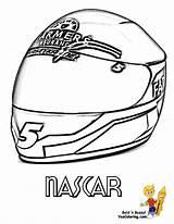 Coloring Nascar Yescoloring Helmet Cars Kahne Mega Colouring Simple Kasey Super Bmw Muskelautos Automobil Cadillac Popular Racer Boys Coloringhome sketch template