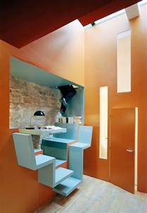 Decorating Ideas For Small Bathrooms Living In Small Spaces Ideas From House By Christian Pottgiesser