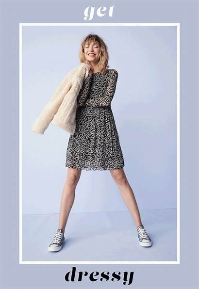 Holiday Outfits Cool Comfy Popsugar Usually Dresses