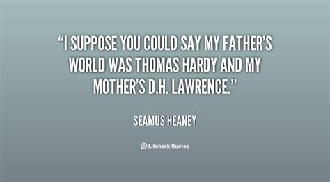 seamus heaney quotes quotesgram