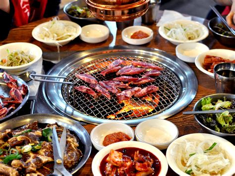 got beef the best bbq restaurant list out seoul