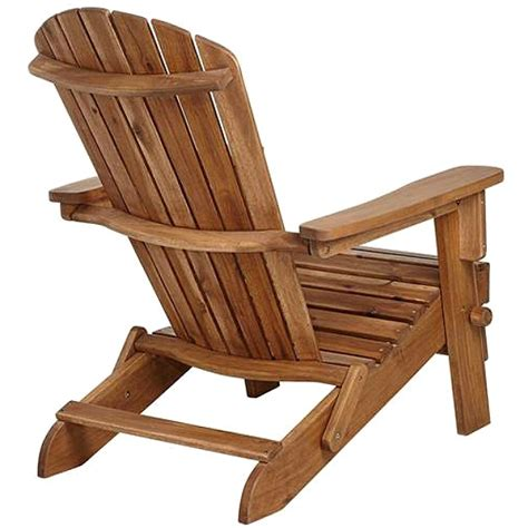 teak patio furniture chairs folding type adirondack chair