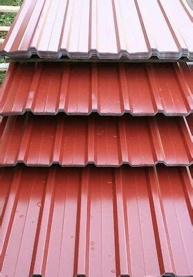 Aluminiumdach Metall Auf Dem Vormarsch by Dachplatten Aus Blech Aus Polen Dachplatten Aus Polen