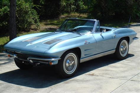 1963 Chevrolet Corvette Convertible 49527