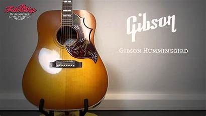 Acoustic Gibson Wallpapers Cave