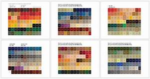 Cover Letter Into General Color Chart 5 Plus Printable Charts For Word And Pdf