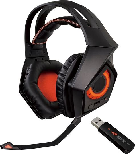 asus rog strix gaming headset noise cancelling otto