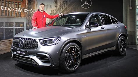 Комплектация amg glc 63 s 4matic особая серия. Mercedes-AMG GLC 63 s Coupé 4matic (2019) Premiere ...