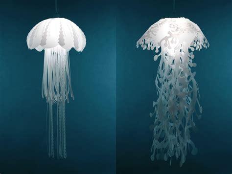 jellyfish pendant light jellyfish inspired pendant lights by danlev on deviantart
