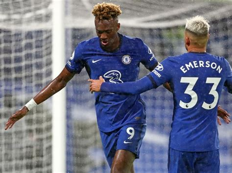 Tammy Abraham On The Double Against West Ham As Chelsea ...