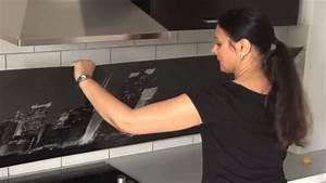 Poser Une Credence : vid o pose simple d 39 une cr dence de cuisine c macredence ~ Melissatoandfro.com Idées de Décoration