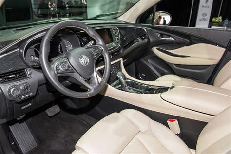 2018 Buick Envision Interior 2018 New York International