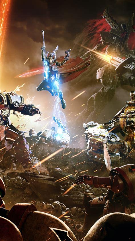 wallpaper warhammer  dawn  war iii   games