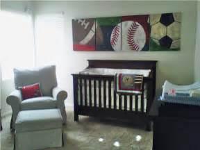 baby nursery decor sport decor baby boy themed nursery