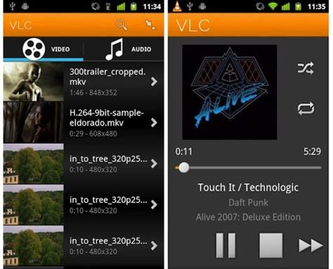 Vlc Resume Playback Android by Videolan Vlc Beta App Now Available For Android On Play