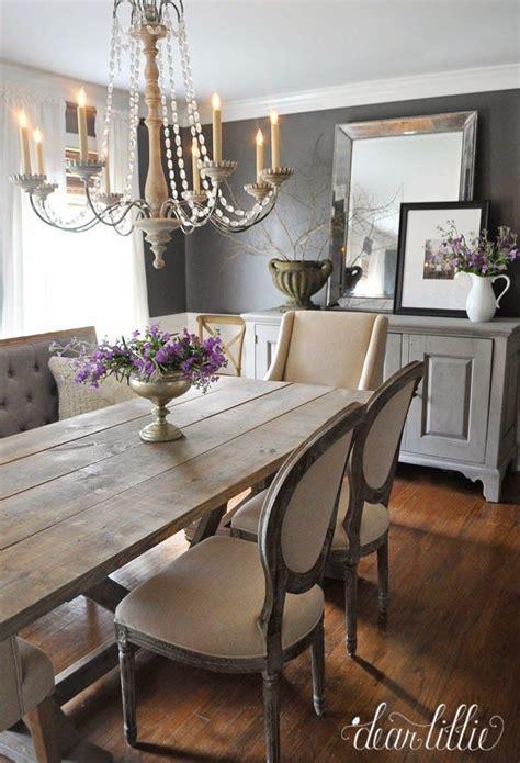 elegant dining room   traditional  rustic