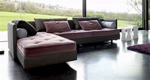 nomade by ligne roset modern sofas linea inc modern With modern sectional sofa los angeles