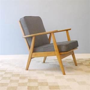 Fauteuil Design Scandinave : fauteuil vintage design scandinave 50 60 la maison retro ~ Melissatoandfro.com Idées de Décoration