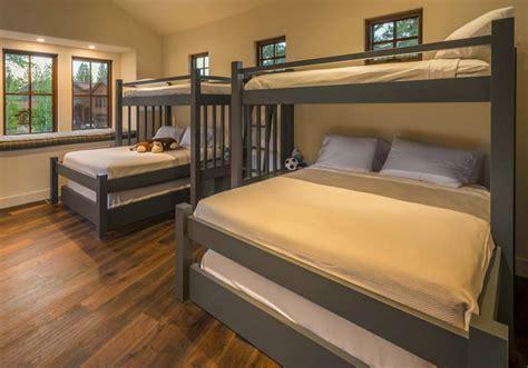 Elegant Bunk Beds For Adults Queen Over Queen