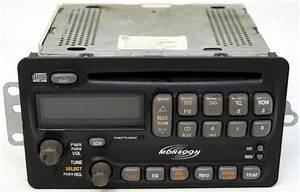 2001 Pontiac Grand Am Factory Stereo Monsoon Premium Sound