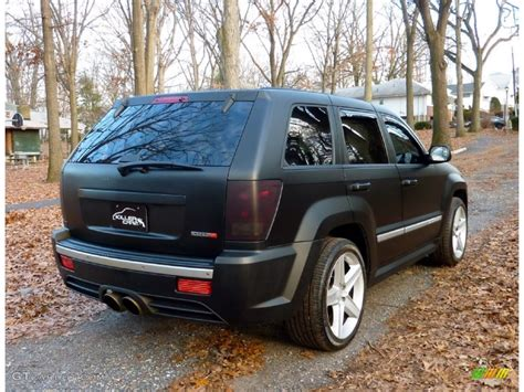 jeep grand cherokee modified custom jeep srt8 black www pixshark com images