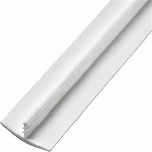 "Plastic T-Molding Edging-3/4"" Wide x 100' Long Rockler"