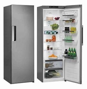 Refrigerateur 1 Porte Noir : refrigerateur whirlpool 1 porte biougnach electro ~ Dailycaller-alerts.com Idées de Décoration