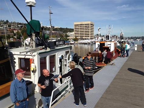 Seattle Workboat Show by Classic Workboat Show