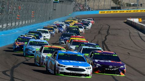 nascar schedule  date time tv channels