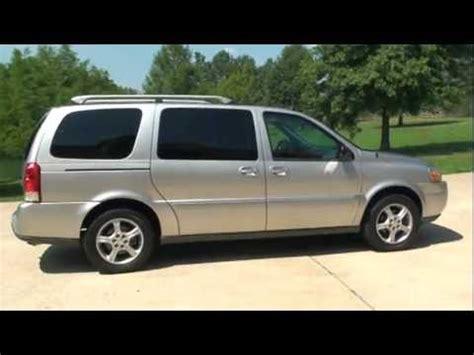 Chevrolet Uplander 2006 by Sold 2006 Chevrolet Uplander Lt Tv Dvd Loaded For