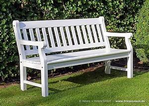 Gartenbank Holz Weiß 3 Sitzer : angebot premium gartenb nke sylter friesenb nke ~ Bigdaddyawards.com Haus und Dekorationen